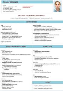 Les Resume by Faire Cv Again Juliette Bourdier