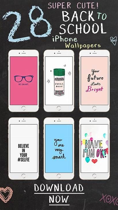 Wallpapers Iphone Backgrounds Preppy Desktop Teacher Cool