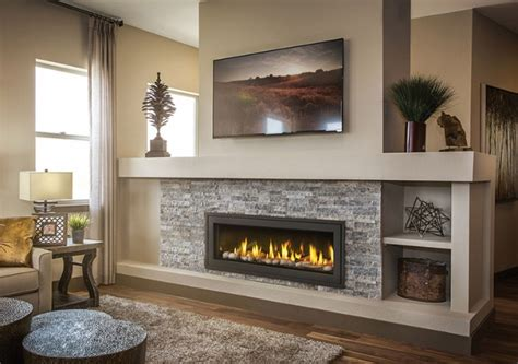 napoleon vector lvn direct vent linear gas fireplace