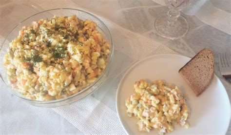 Receptes.lv - Rasols (parastais)