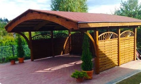 box auto in legno prezzi la versatile carport in legno per auto o cer