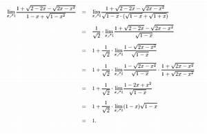 Grenzwert Einer Reihe Berechnen : erkl rung dieser vereinfachung von wurzelterm mit br chen grenzwert mathelounge ~ Themetempest.com Abrechnung