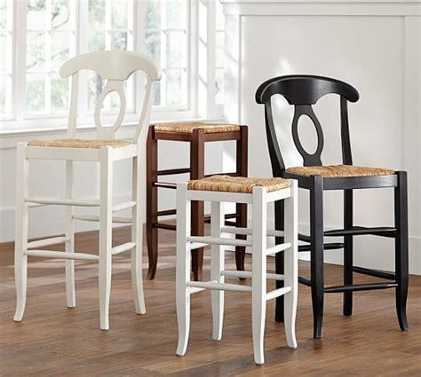 pottery barn counter stools napoleon 174 backless barstool pottery barn