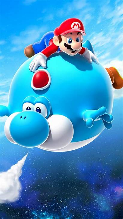 Mario Super Iphone Backgrounds Wallpapers Background Galaxy