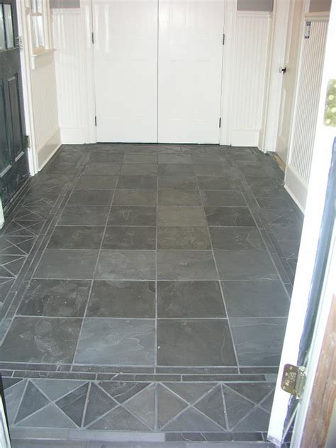 slate floor kitchen slate kitchen flooring afreakatheart