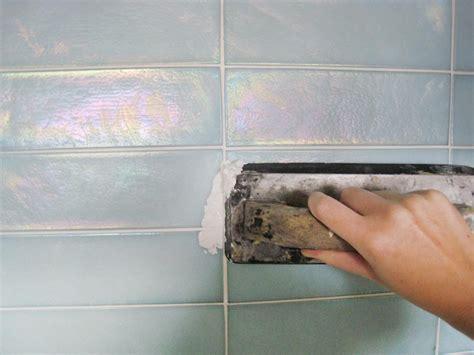 Grout For Glass Tile Backsplash Tile Design Ideas