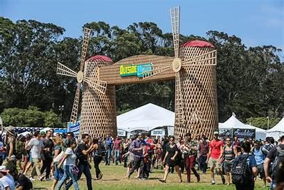 Outside Lands Festival San Francisco Gate Park