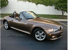 Find used 2001 BMW Z3 Roadster low miles 70k hardtop 5spd