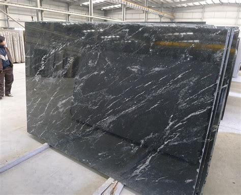china via lactea snow gray black granite floor tile photos