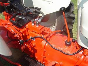 Re  Rare Dual Remote Hydraulics On A Jubilee Picture - Ford 9n  2n  8n Forum