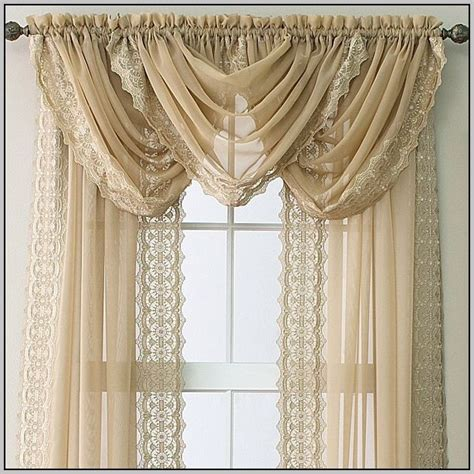 Annas Linens Curtains Drapes by Window For Bathroom Home Decorating Ideas