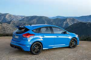 2016 Ford Focus RS Hatchback