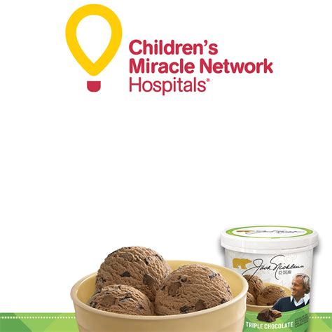 Children'S Miracle Network Jack Nicklaus Ice Cream GIF by ...