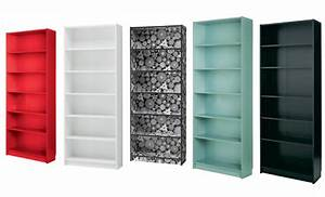 Ikea Bibliothèque Blanche : billy la saga de la biblioth que d 39 ikea c t maison ~ Teatrodelosmanantiales.com Idées de Décoration