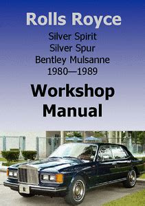 how to download repair manuals 2011 bentley mulsanne electronic valve timing service manual for rolls royce silver spirit spur bentley mulsanne 80 89 on cd ebay