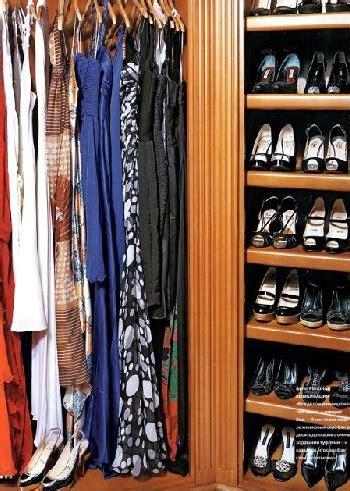 Longoria Closet by Desperate Longoria Gives Us A Peek
