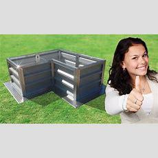 Hochbeet Metall Selber Bauen Kaufen Bausatz Bestellen