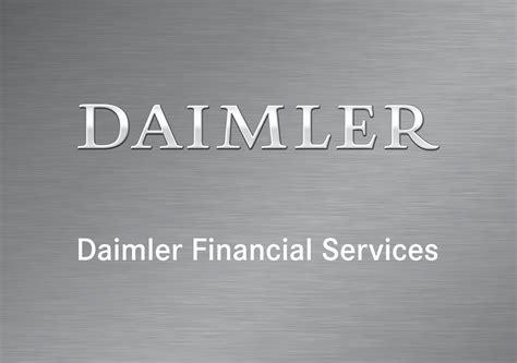 rekordhalbjahr  daimler financial services steigert