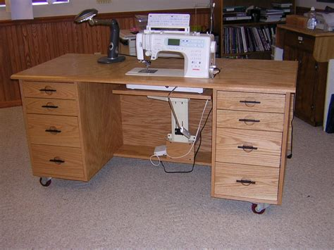 sewing machine desk sewing cabinet your safe way to organize sewing stuff