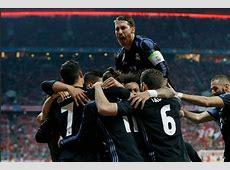 Match Review 201617 UEFA Champions League Bayern