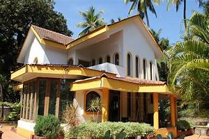 Beautiful houses in Goa wallpapers and images