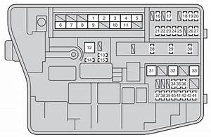 1993 Corolla Fuse Box Diagram