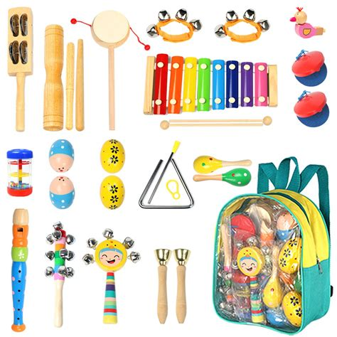 musical instruments baby instrument set wooden 388 | 71mA0BRAJEL