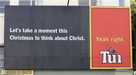 offensive tui billboard takes  hasty flight stuffconz