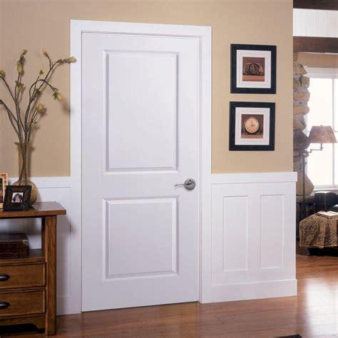 home depot 2 panel interior doors solidcore door stained amaretto 3 panel solid