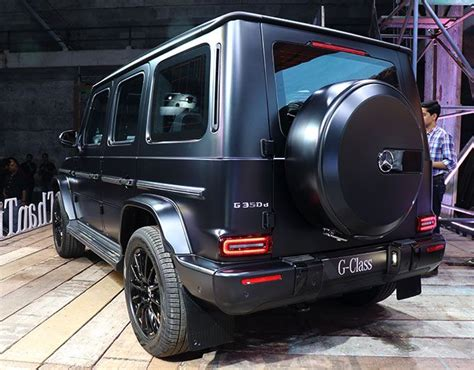 The average listed price is aed. Mercedes G 350 d: The king of off-roaders is here! - Rediff.com Business
