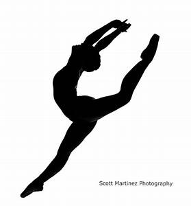 Dancer Jumping Silhouette By www.scottmartinezphotography ...