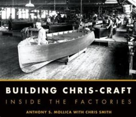 Chris Craft Boats Book by New Classic Boat Book On Chris Craft By Tony Mollica