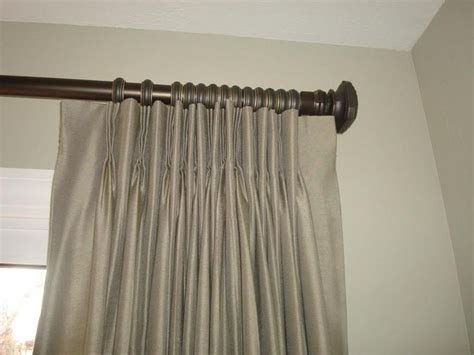 How To Hang Drapes On Traverse Rod - 9 best keep it simple and sweet with traverse rod curtains