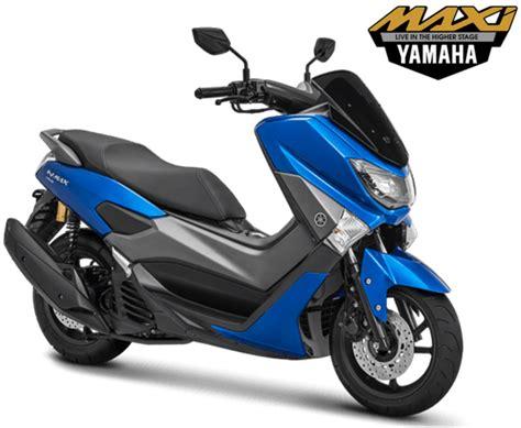 Nmax 2018 Non Abs by Ini Dia 4 Warna Yamaha Nmax 155 Model 2018 Keren Semua