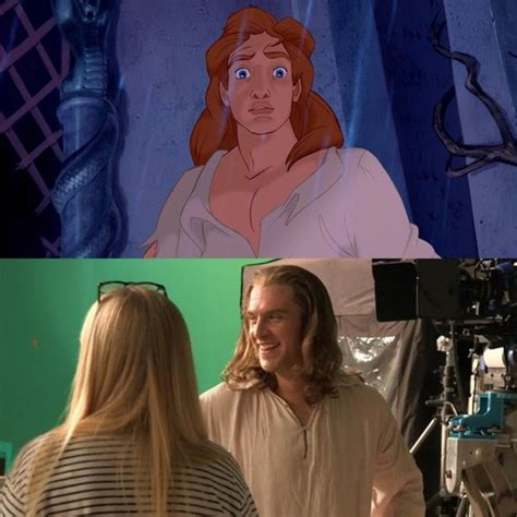 Prince Vie Privée by Beauty And The Beast 2017 Images Dan Stevens As Beast