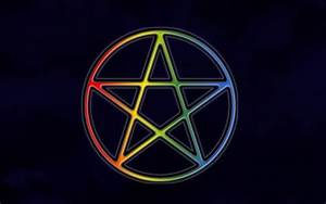 The gallery for --> Cool Wiccan Pentagrams