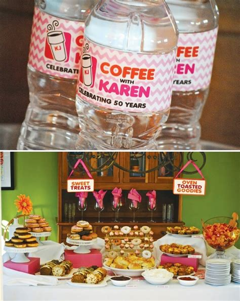 46 best donut party ideas images on 17 best images about donut baby shower on