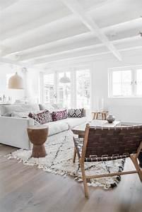 Deco Bois Et Blanc : d coration ethnique scandinave voir ~ Melissatoandfro.com Idées de Décoration