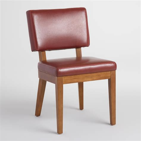 World Market Chairs Leather by Bonded Leather Chairs Set Of 2 World Market