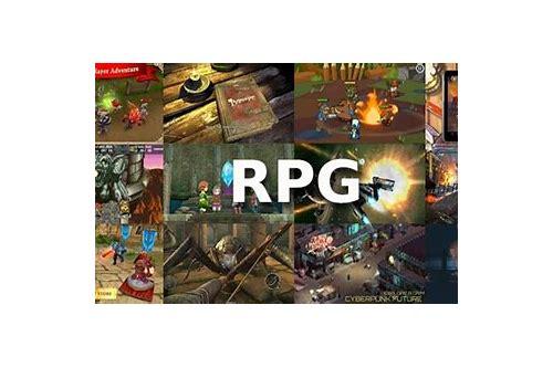 baixar melhores jogos online rpg