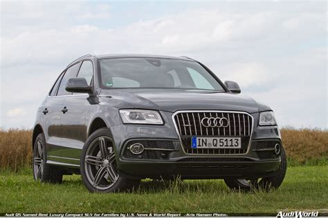Audi Q5 Named Best Luxury Compact Suv For Families By Us