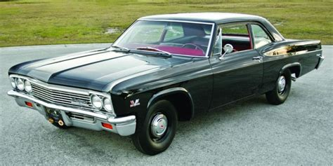 Rat Powered Our Top 10 Big Block Chevy Production Cars Of