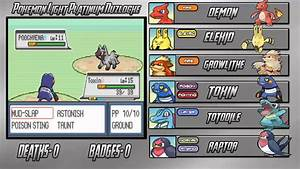 Letu002639s Play Pokemon Light Platinum Nuzlocke 3 My Team Is