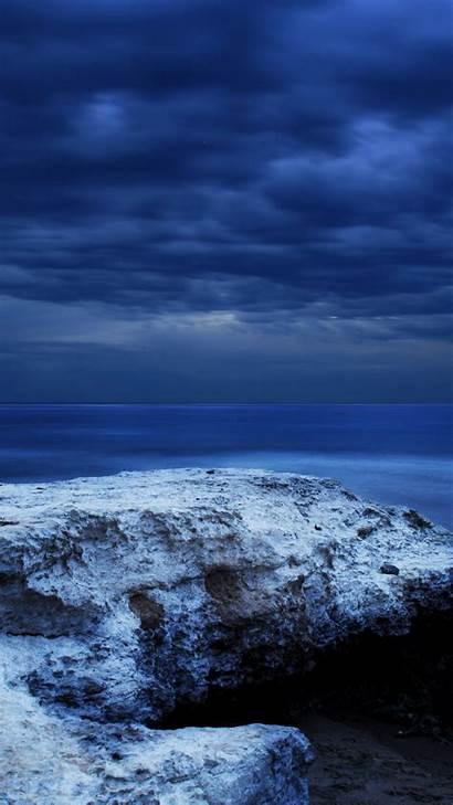Iphone Sea Rock