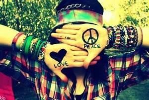 art, design, hippie, love, peace - image #349920 on Favim.com