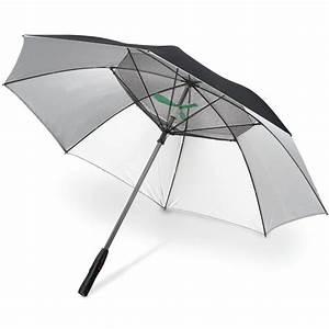 Fanbrella - UV-Reflecting Umbrella With Motorized Fan