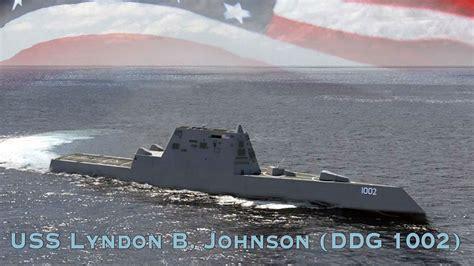 Keel Laid for Third Zumwalt-Class Destroyer