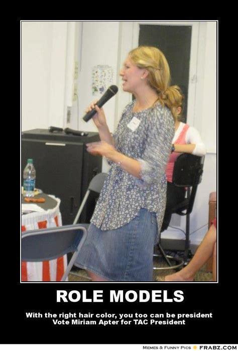 Meme Model - role models meme generator posterizer