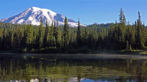 paisajes hermosos las mejores vistas del monte rainer