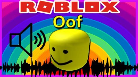 I Slowed The Roblox Oof Sound And Got A Hidden Message